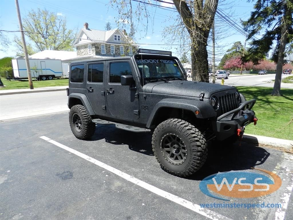 Jeep Wrangler Audio Upgrades By Westminster Speed And Sound In Factory Radio Md Click To View More Photos Mod Info