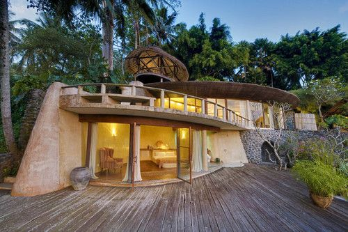 Tropical Hillside Villa For Sale In Ubud 1 Tropical Hillside Villa