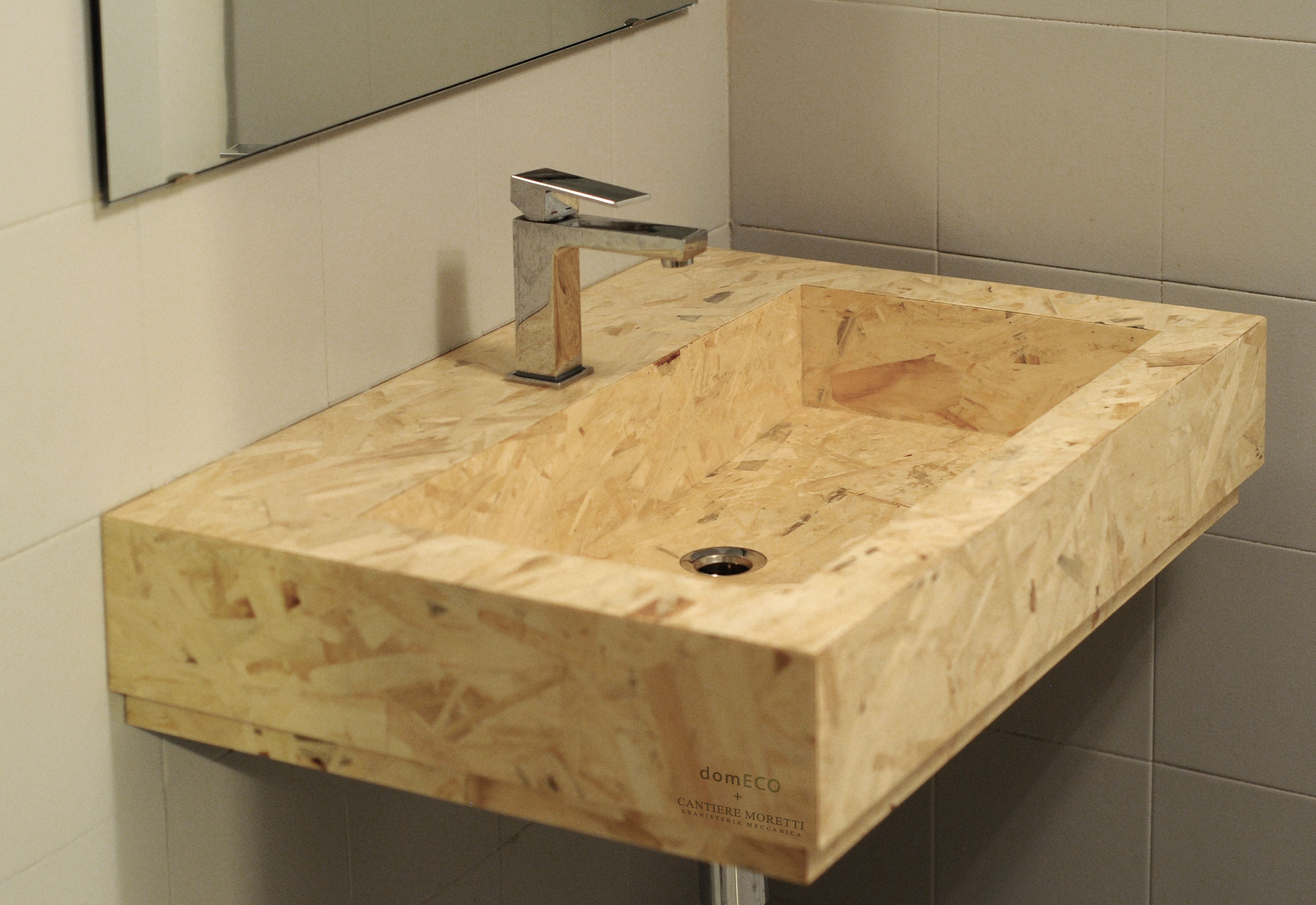 Bagno Low cost In OSB Picture gallery DECOR TRENDS Pinterest