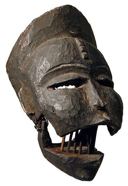 Ibibio, Mask 5, Nigeria