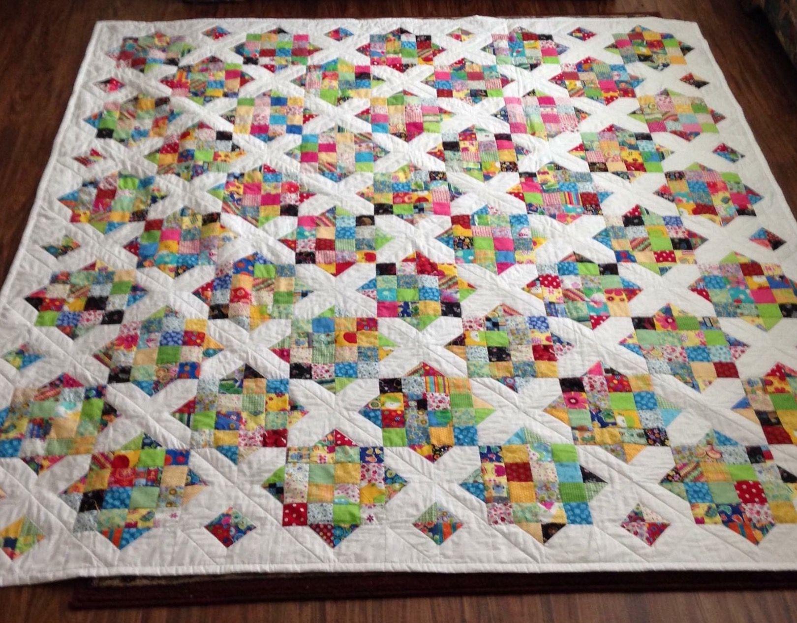 Crossroads Quilt Block Pattern Quilt Pattern