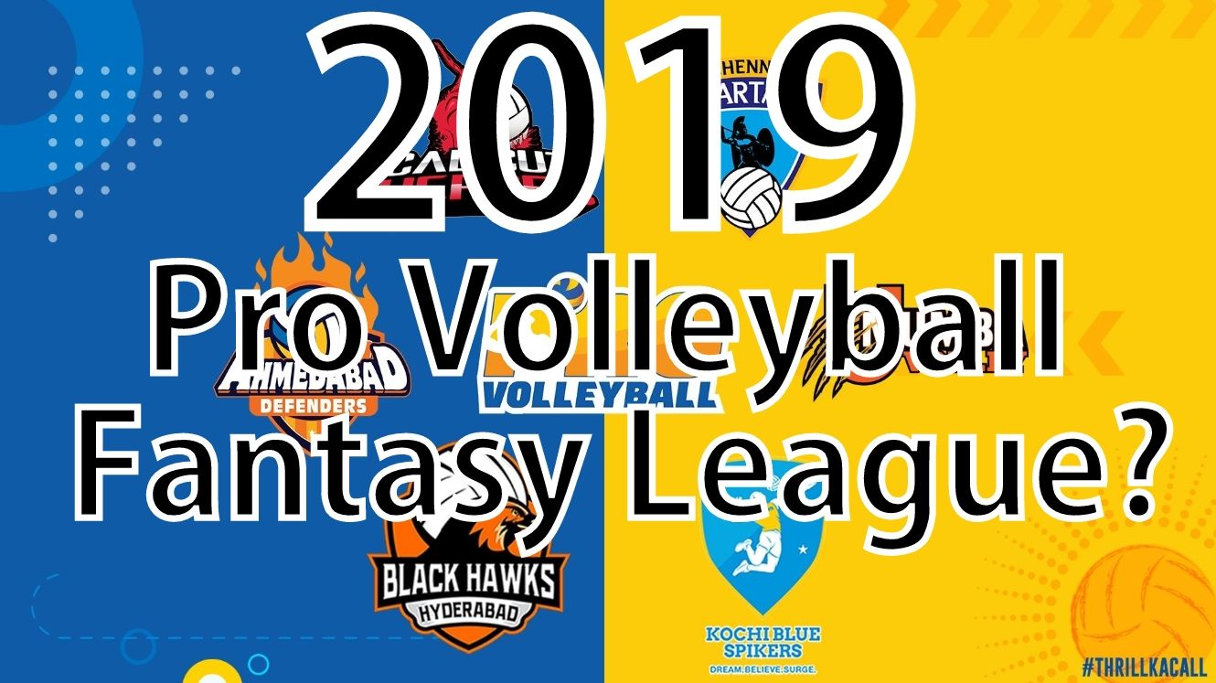 Watch Pvl 2019 Live Here Fantasy League League Streaming Sites