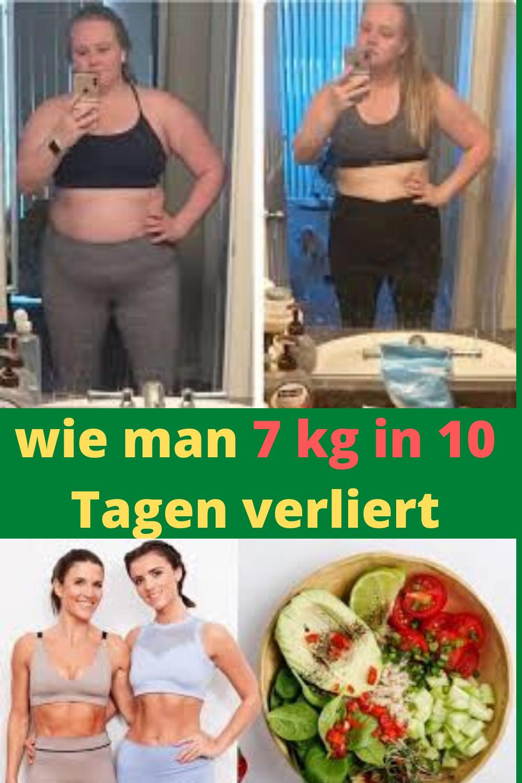 Diät, um Gewicht schnell Saudavel zu verlieren