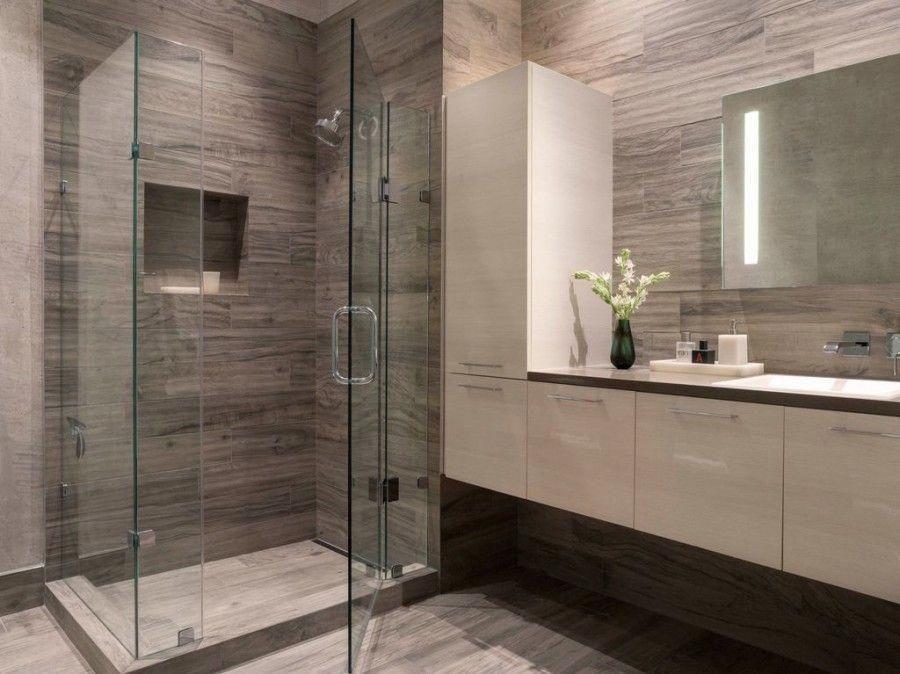 Alluring Grey Black White Bathroom Ideas Modern Bathroom Remodel Modern Bathrooms Interior Bathroom Interior Design