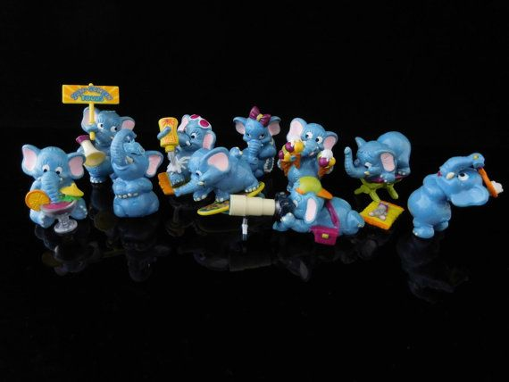 Vintage Toys Collectible Funny Fanten Club Holiday Beach