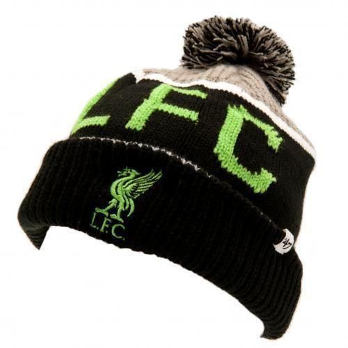 Liverpool F.C -  47 Brand Ski Hat (GRN) - GIFT