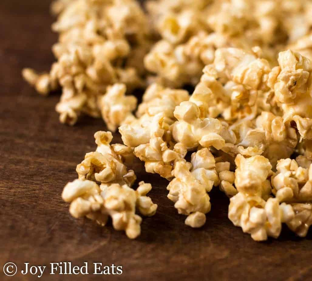 My Salted Caramel Popcorn Is A Delight It Only Takes 5 Ingredients And 15 Minutes To Whi