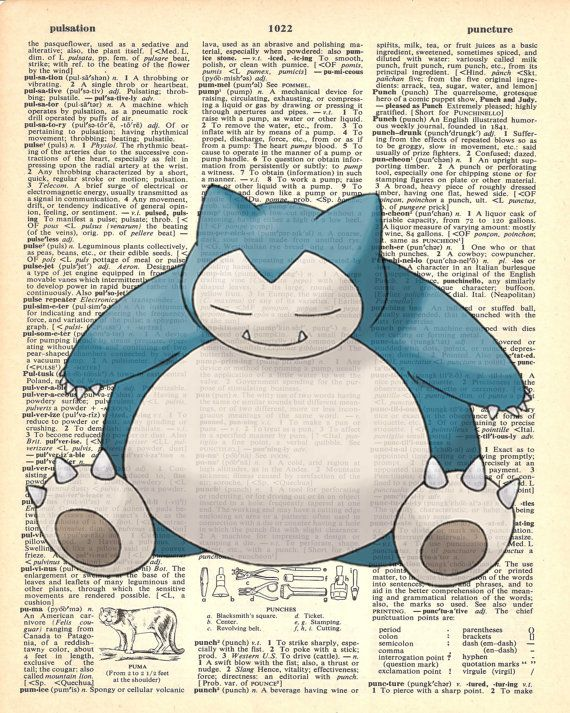 Snorlax Pokemon Dictionary Art Print by MollyMuffinsPrints ...