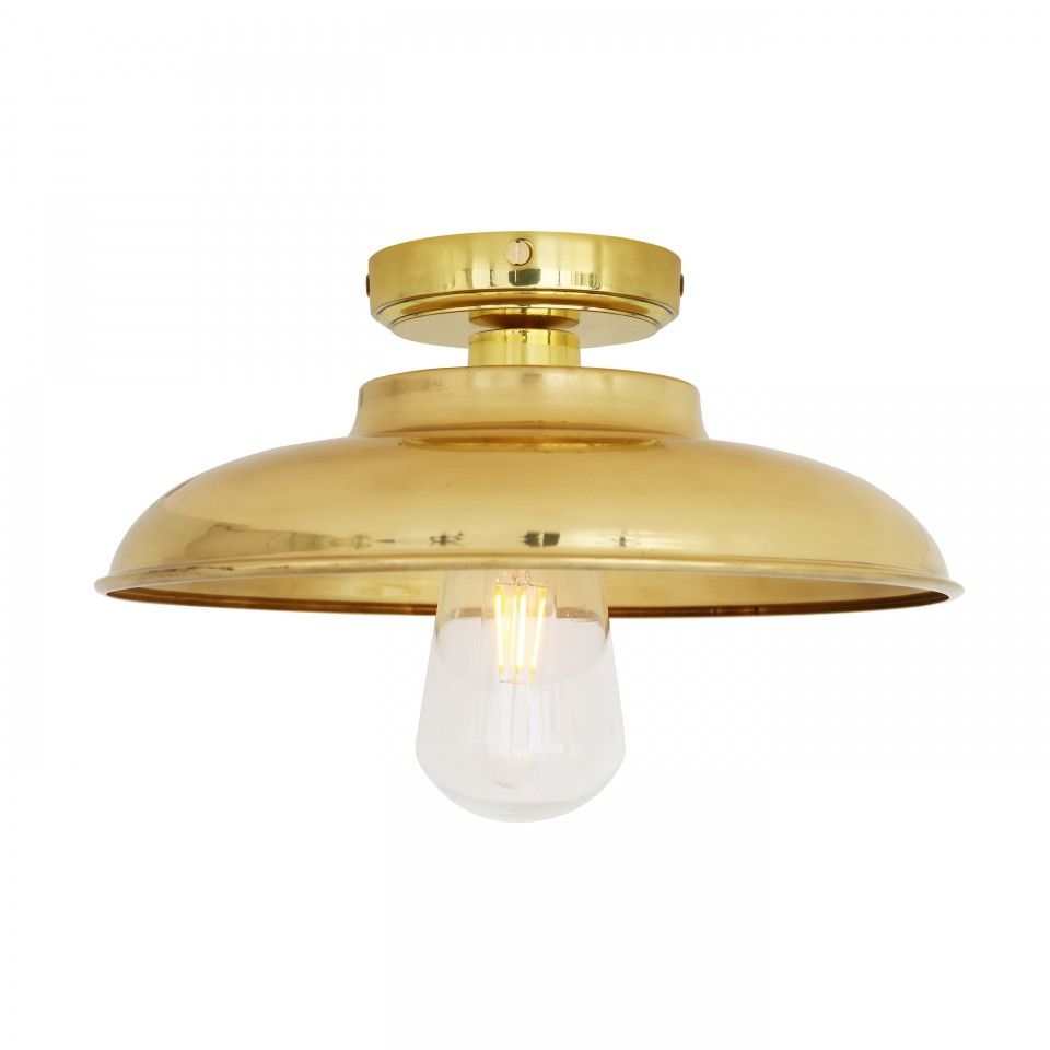Darya Bathroom Ceiling Light Mullan Lighting Ceiling Lights Flush Ceiling Lights Brass Ceiling Light