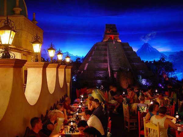 San Angel Inn Restaurant