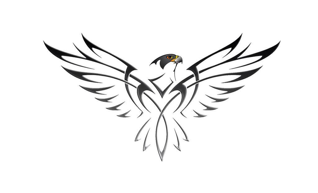gavinwhite hawk tattoo likes pinterest tattoo hawk