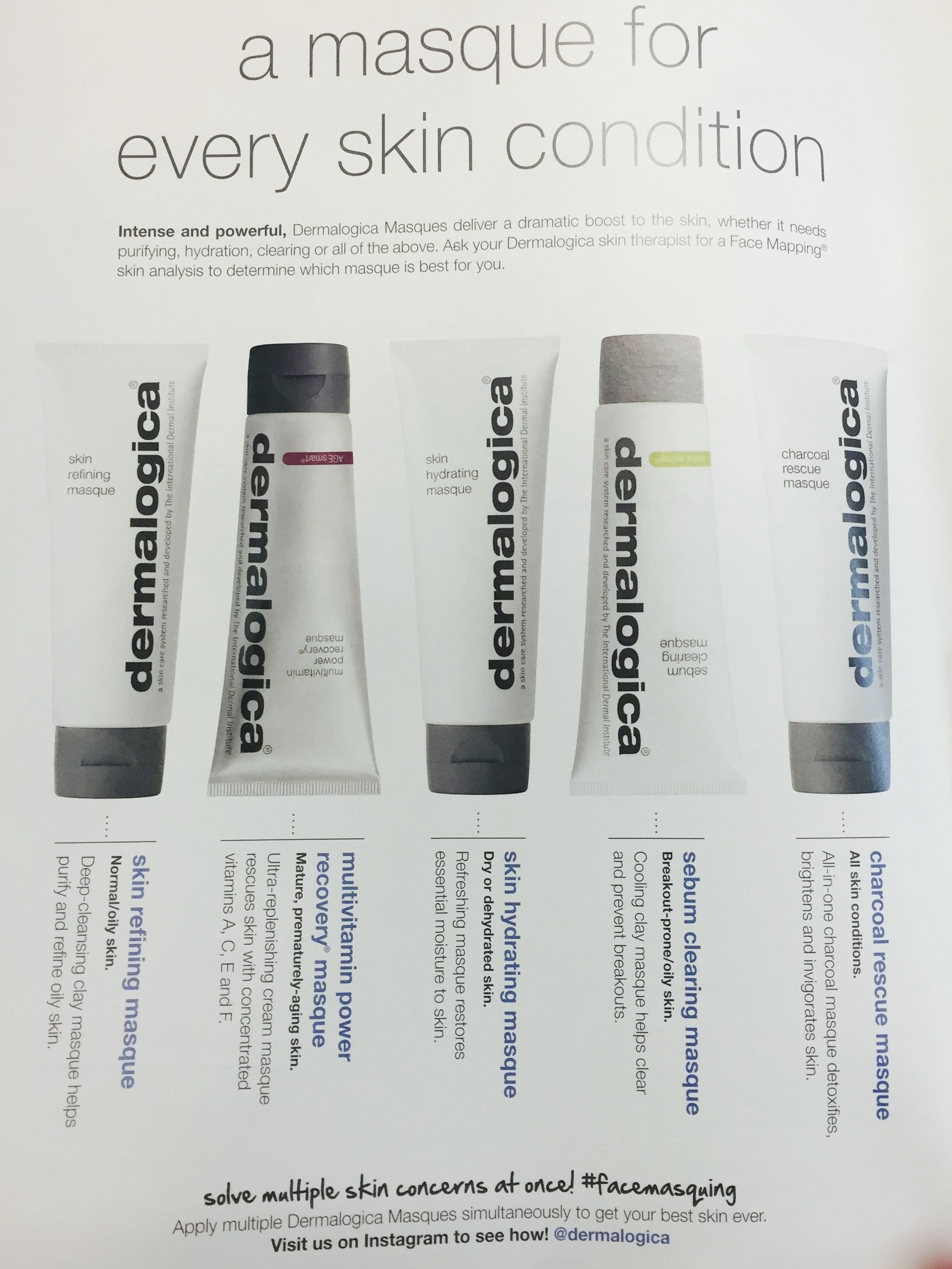 Security Check Required Dermalogica Skin Types Esthetician