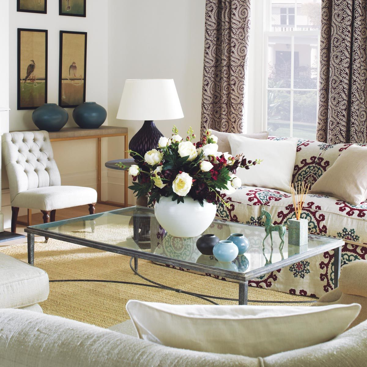 Monticello metal glass coffee table coffee metals and glass monticello metal glass coffee table geotapseo Choice Image