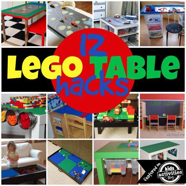 Bon Lovely Lego Organizers And Storage #5   37 Genius LEGO Organization Ideas