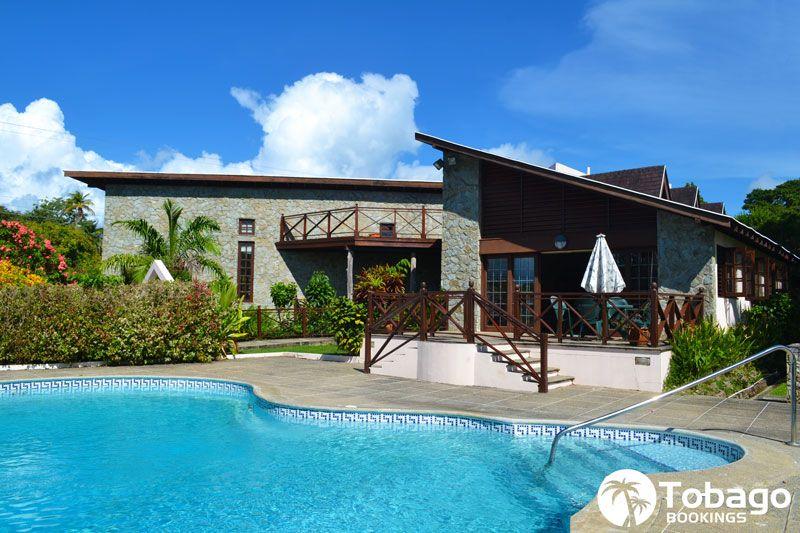 012 stunning 4 bedroom mt irvine villa by beach tobago