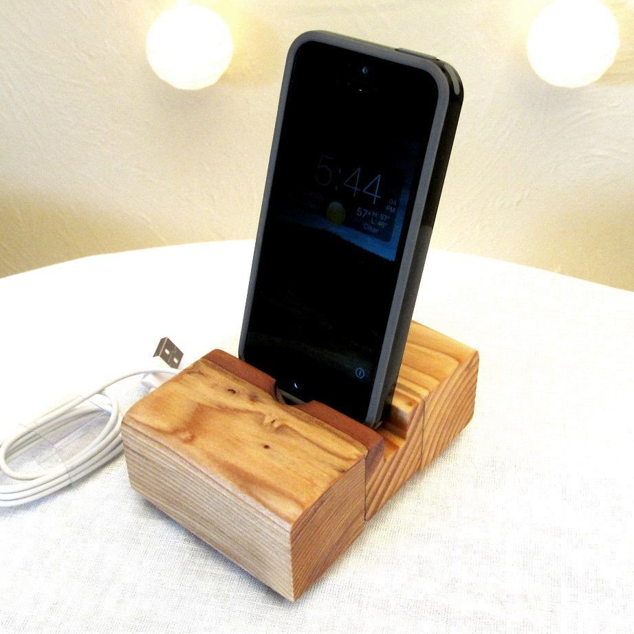 wooden iphone docking station wood iphone dock charging station iphone charger 16526
