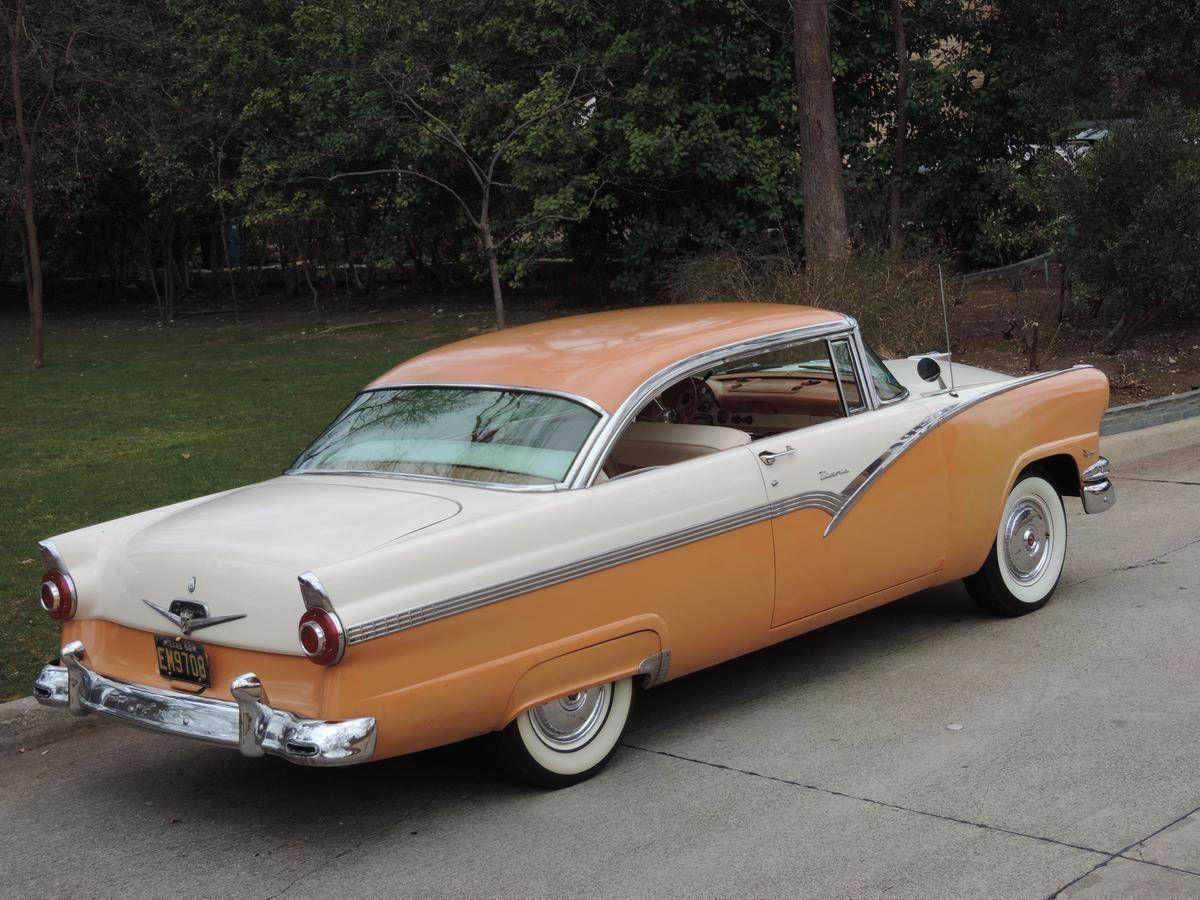 1956 Ford Victoria for sale   Hemmings Motor News   Wheels, Wings ...