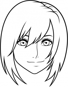How To Draw Kairi From Kingdom Hearts Easy Step 7 Projects To Try