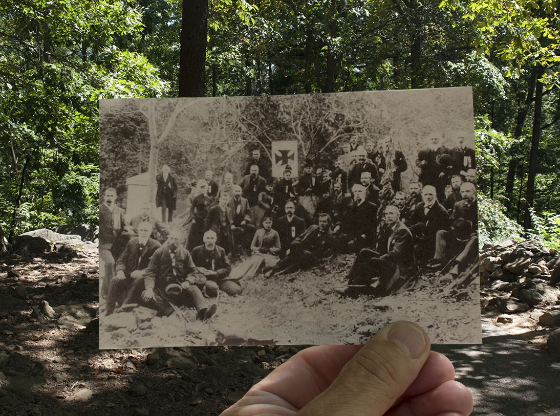 20th maine reunion to dedicate the monuments on little
