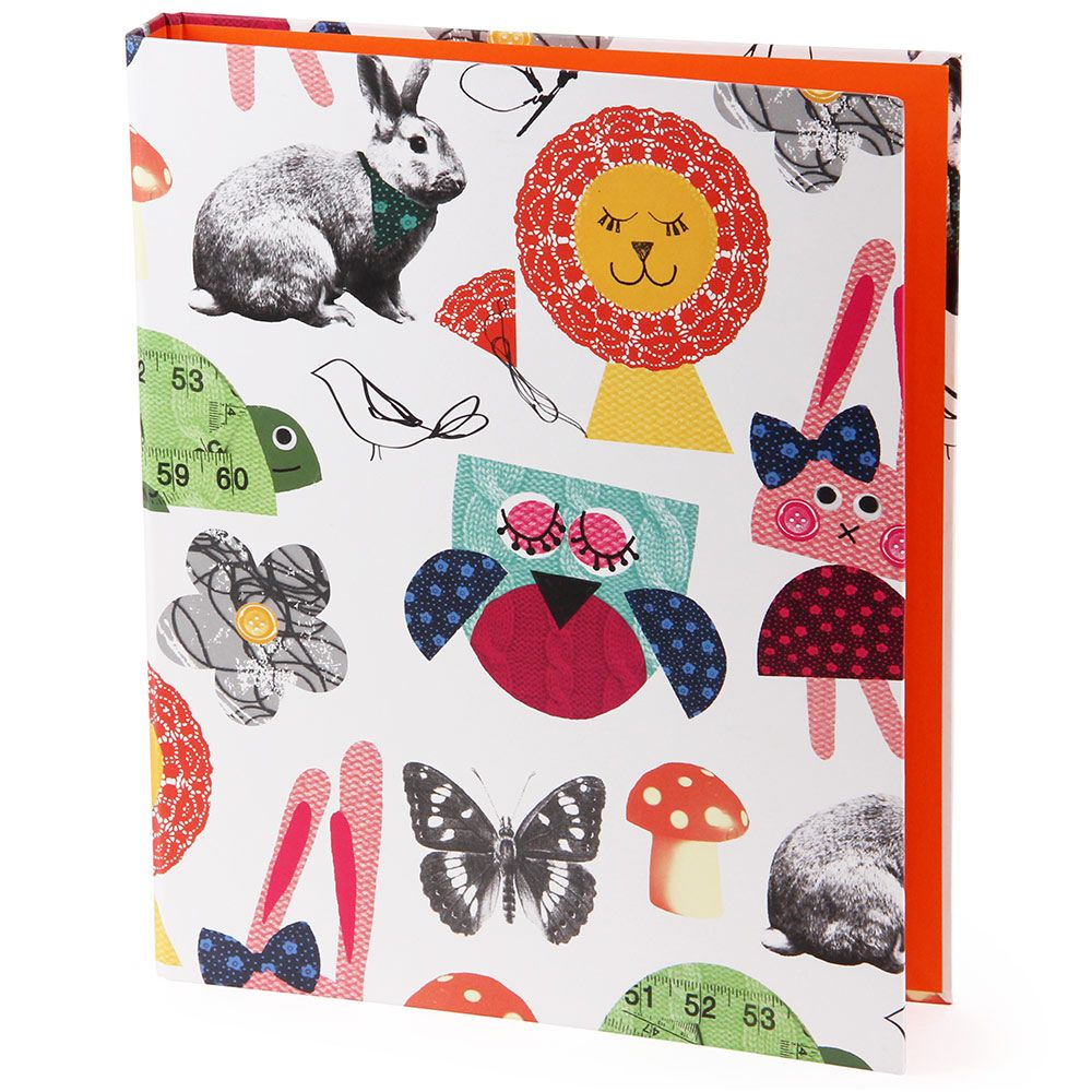 Stitched Up Ringbinder At Paperchase (With Images)