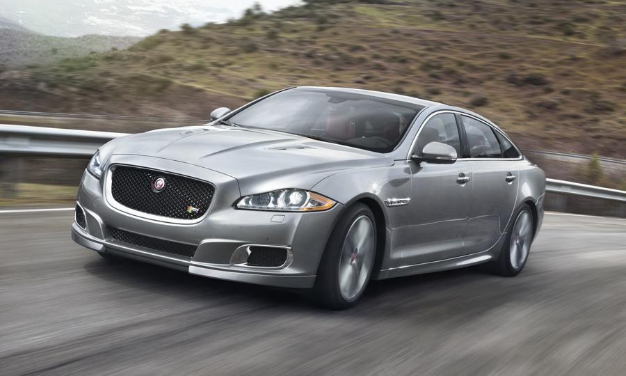 Delightful Jaguar   Jaguar Debuts Performance XJR Sedan For New York Auto Show    Autoweek