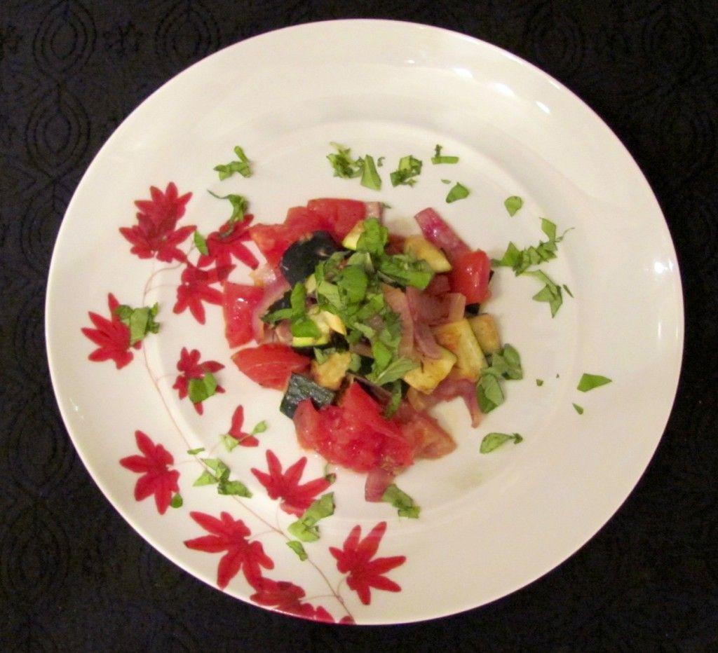 Roasted vegetable Ratatouille, via @FitFluential LLC  @FitFluential and @HealthNut_Blog