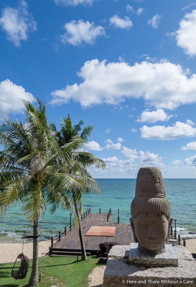 Phu Quoc Island, Kien Giang, Vietnam - The view from Chen Sea Resort & Spa Phu Quoc.