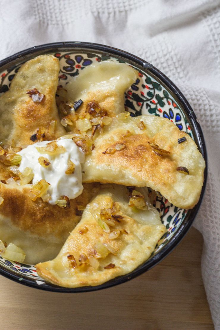 Piroggen – Rezept für polnische Teigtaschen   Foodblog Reisehappen