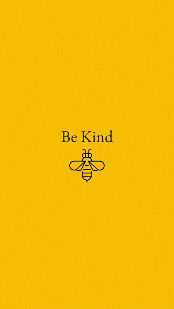 BE KIND foundonweheartit iphonebackground
