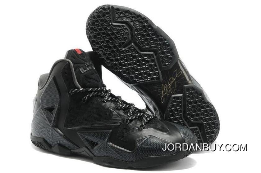 new product e5f03 f0881 ... større bilde 05b75 63d76  promo code for find nike lebron 11 black  multi color anthracite for sale online or in