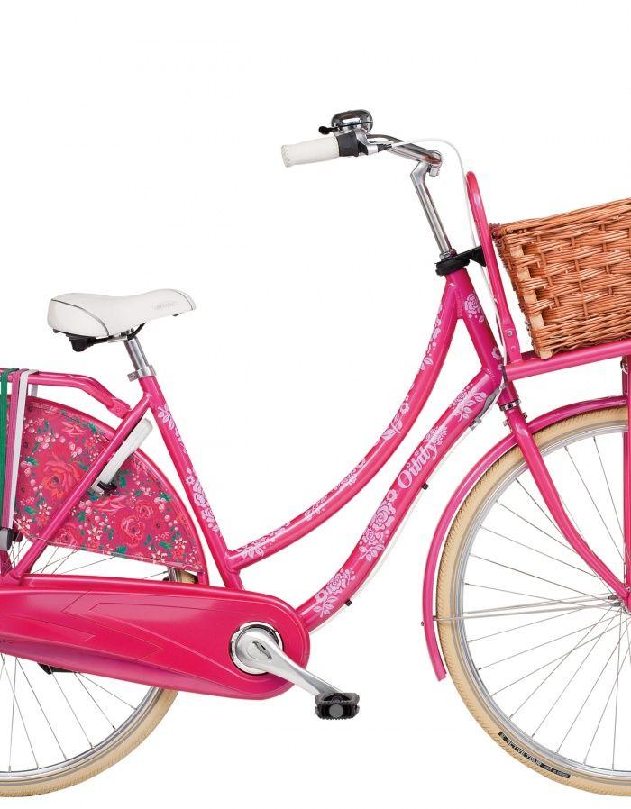 Verwonderlijk Oilily fiets - 28 inch roze | Oilily | Pink bike, Bike design BW-11