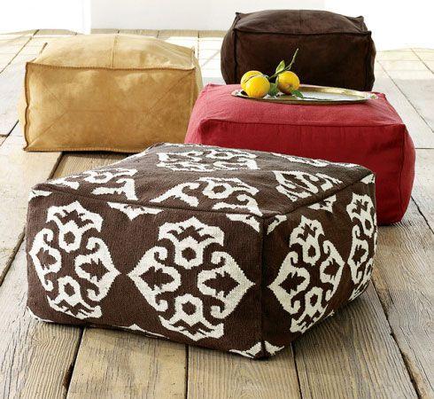 diy floor pillows. Click Pic For 16 DIY Floor Cushions  Manhattan Style Beanbag Cubes Pillows