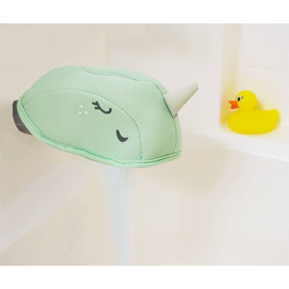Narwhal Bath Spout Cover Green Pillowfort Kitchen Faucet With