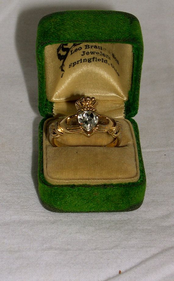 Vintage Ring Vintage Jewelry Victorian Style with by HouseofRube, $9.95