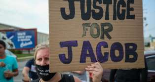 Protest In Wisconsin After Kenosha Shooting 2020 Anadolu Agency Only In America Wisconsin Get Shot