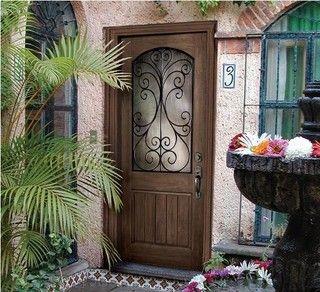 Rustic Series Doors - traditional - front doors - los angeles - by ...