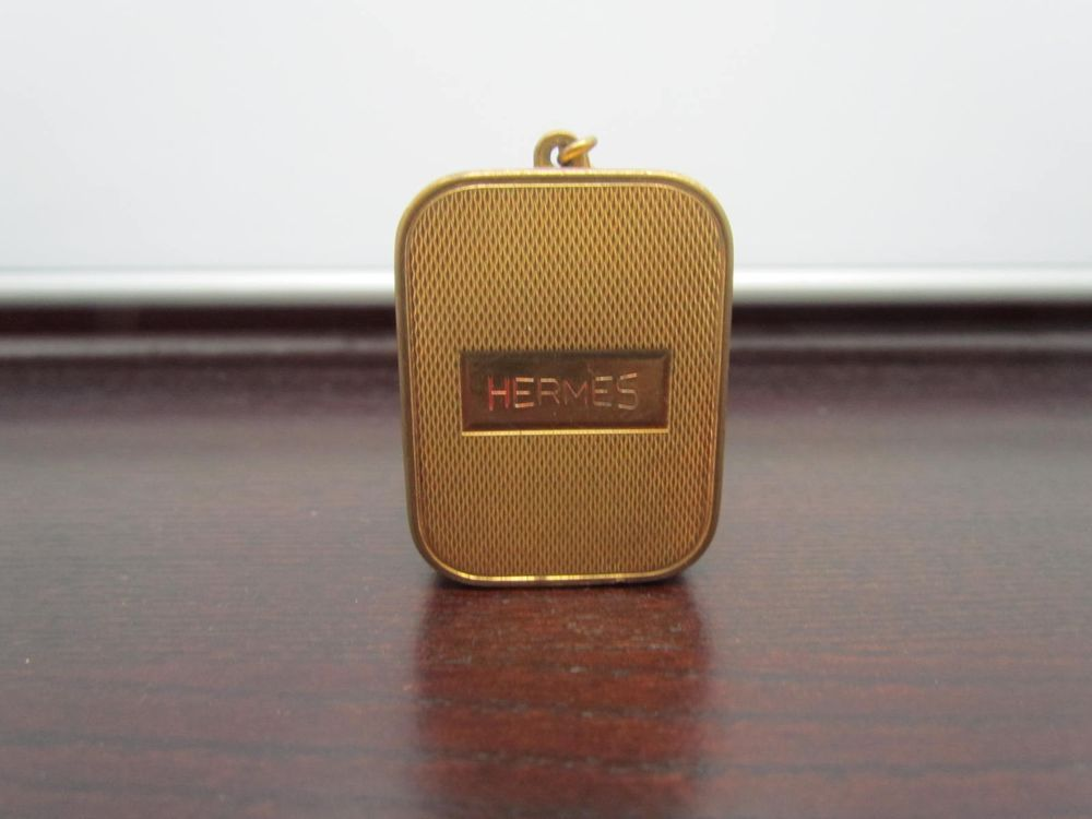 Works vintage hermes reuge ste croix music box pendant key chain vintage hermes reuge ste croix music box pendant key chain swiss musical aloadofball Image collections