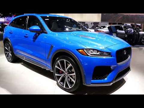 2020 Jaguar F Pace Interior Jaguar Suv Interior Jaguar Suv Jaguar