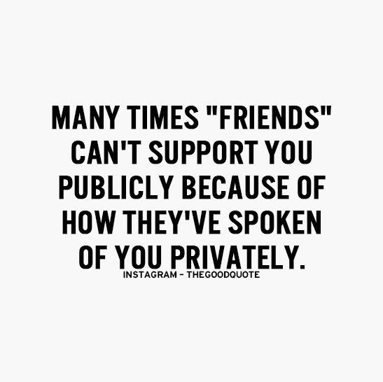 Quotes About Unsupportive Family Fake friendship quotes
