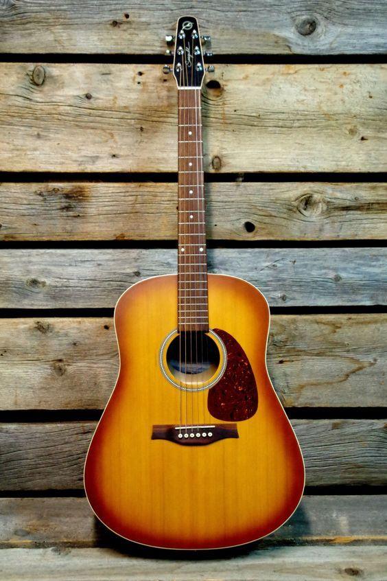 Seagull Entourage Rustic Seagull Guitars Guitar Acoustic Guitar