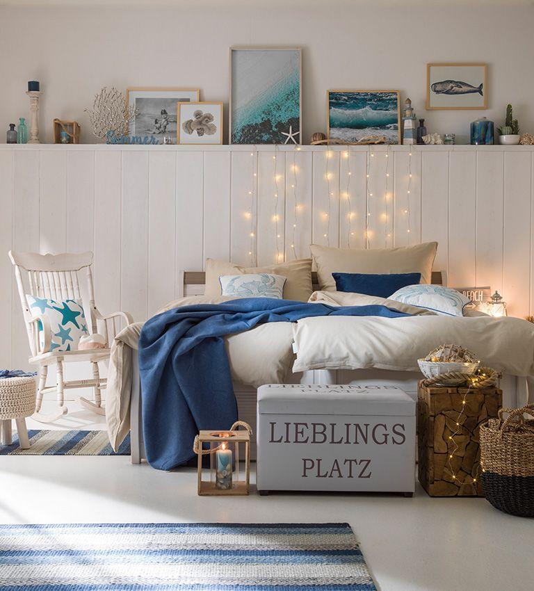Urlaubsfeeling Fur Zuhause Mit Unserem Beachhouse Style Beach House Style Zimmer Schlafzimmermobel