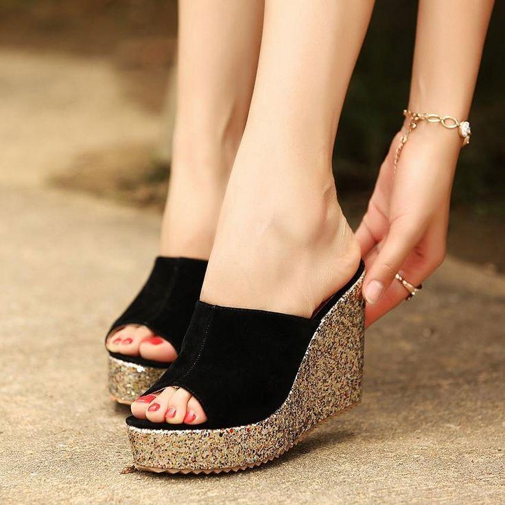 Botas De Tacón Alto Hasta La Rodilla Para Mujer Pantorrilla Ancha Shoeart Highheels Zapatos Mujer Plataforma Plataformas Zapatos Zapatos Mujer