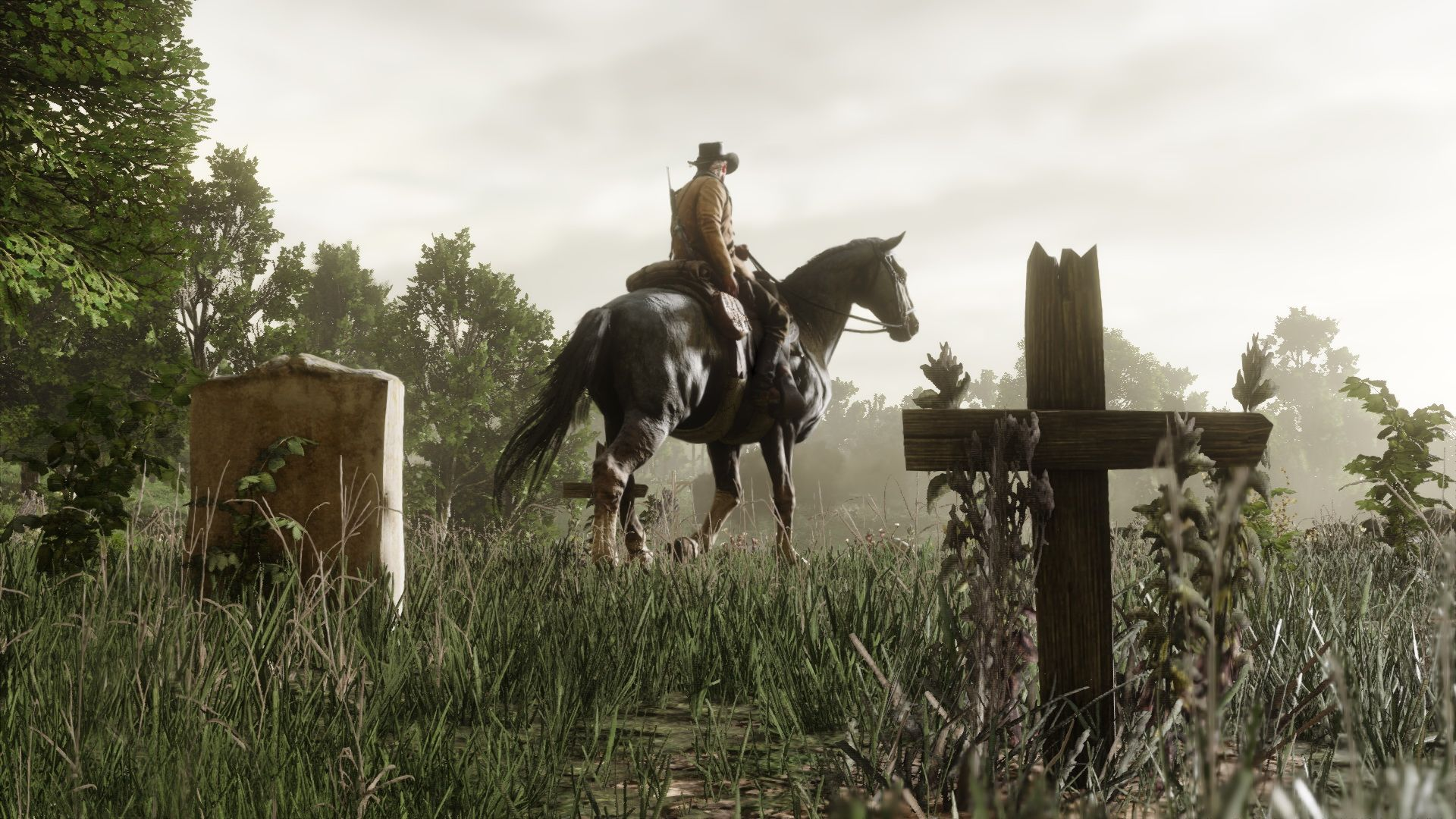 First Look Previews of Red Dead Redemption 2 Rockstar