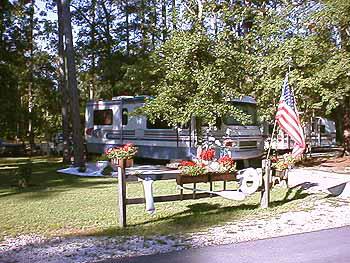 Gulf Coast RV Park at Gulf Shores, Alabama | Alabama Campgrounds