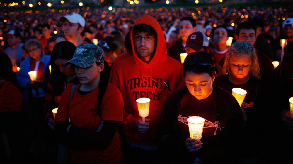 Virginia Tech shooting leaves 32 dead Virginia tech