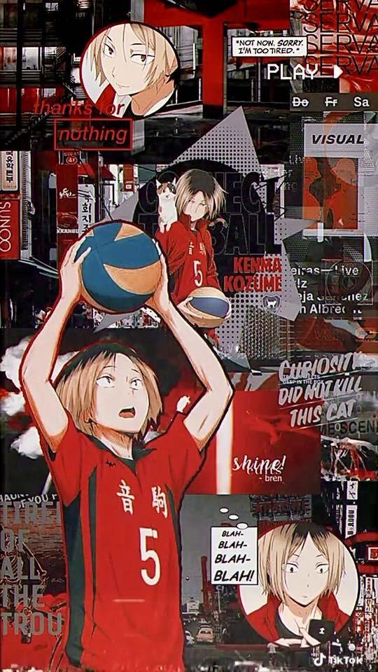 -A Little Help- (KuroKen) - 10