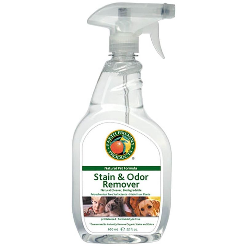 Earth friendly products pet stain odor remover for dogs
