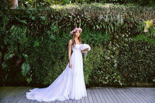 Joyous Garden Wedding At Jex Estate By Lad U0026 Lass {Jessica U0026 Steven} |