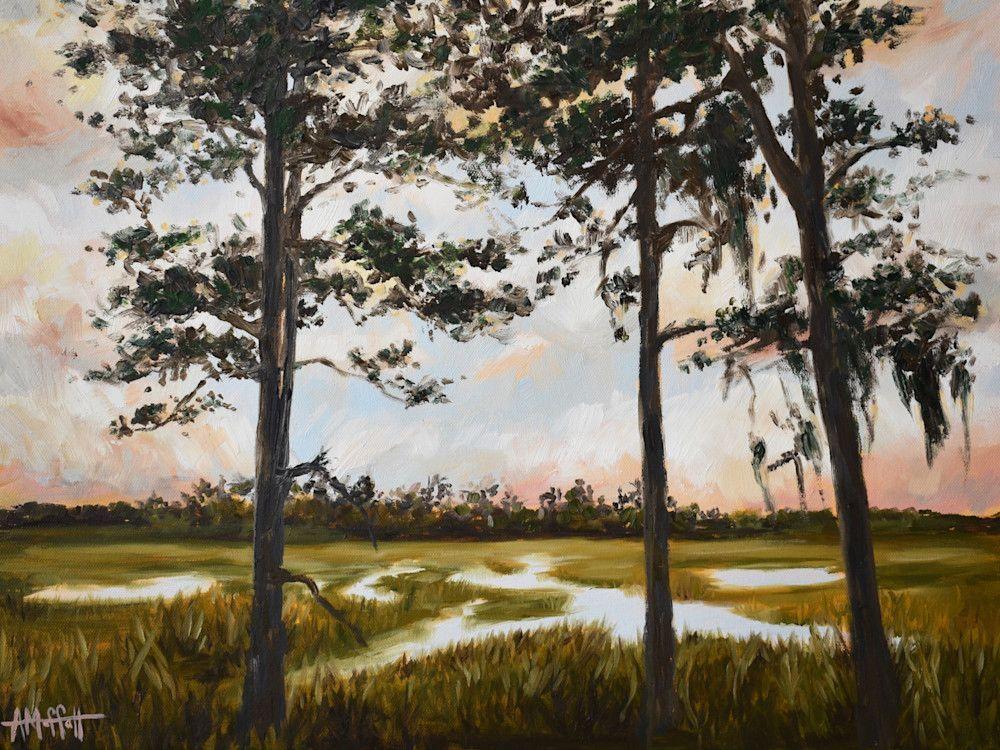 180 Best Lowcountry Coastal Marsh Art Prints And Paintings Ideas In 2021 Flower Canvas Art Coastal Marsh Landscape Canvas Art