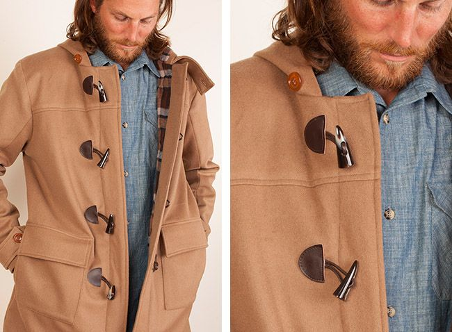 Gorgeous new pattern for men (also fitted for women) | Albion ...